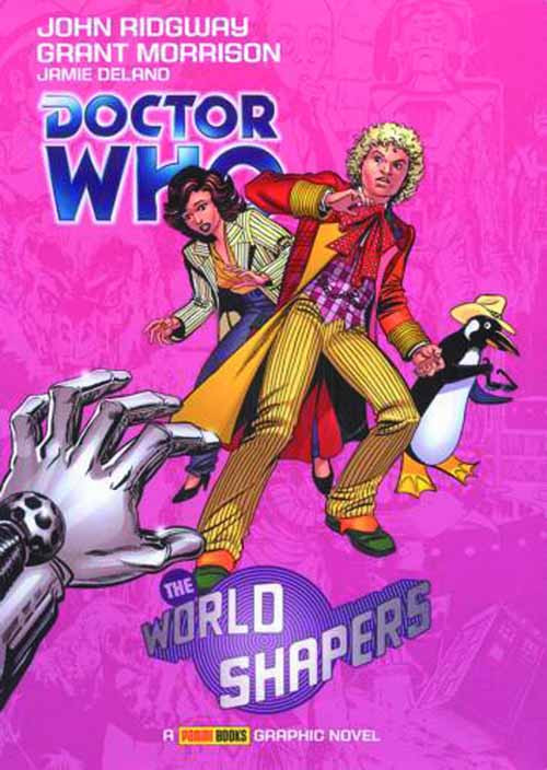 Doctor Who TPB World Shapers -- NOV131185