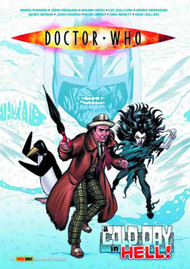 Doctor Who TPB Cold Day In Hell -- NOV131187