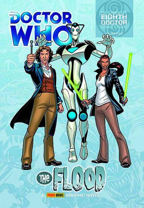 Doctor Who TPB Flood -- NOV131190