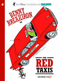 Benny Breakiron HC Vol 01 Red Taxis -- NOV131194