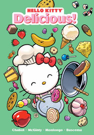 Hello Kitty Graphic Novel GN Delicious -- NOV131199