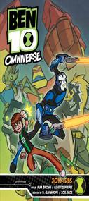 Ben 10 Omniverse Graphic Novel GN Joyrides -- NOV131201