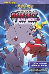 Pokemon The Movie Genesect Legend Awakened Graphic Novel -- NOV131202