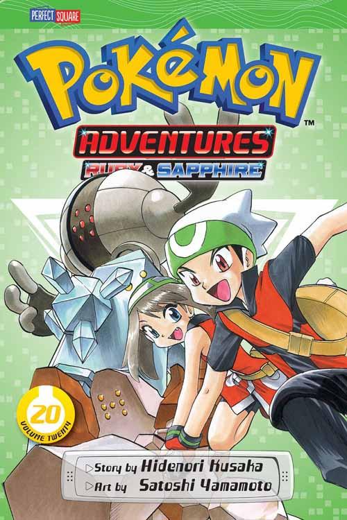 Pokemon Adventures TPB Vol 20 -- NOV131203
