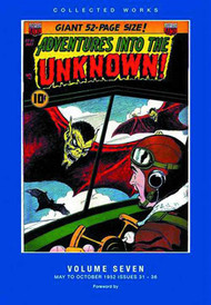 ACG Collection Works Adv Into Unknown HC Vol 07 -- NOV131205