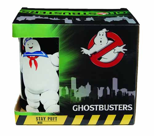 Ghostbusters Stay Puft Mug -- NOV132098