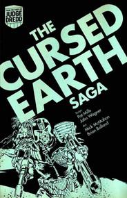 Judge Dredd Digest TPB Cursed Earth Saga -- NOV131216