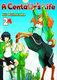 A Centaurs Life Graphic Novel GN Vol 02 (Mature Readers) -- NOV131225