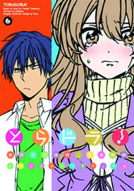 Toradora Graphic Novel GN Vol 06 -- NOV131230