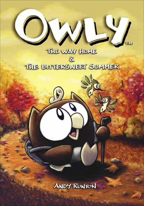 Owly Graphic Novel GN Vol 01 Way Home New Printing -- NOV131245