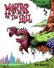 Monster On The Hill Graphic Novel GN -- NOV131250