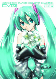 Hatsune Miku Graphics Char Collection SC Vol 01 -- NOV131260