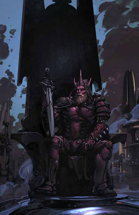 Eternal Warrior #5 Regular Crain -- NOV131267