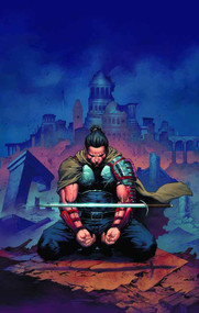 Eternal Warrior #5 Pullbox Bernard -- NOV131268