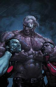 Bloodshot & Hard Corps #18 Regular Crain -- NOV131272