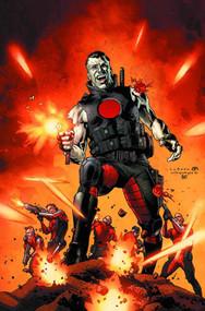 Bloodshot & Hard Corps #18 Pullbox Larosa -- NOV131273