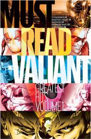 Must Read Valiant Greatest Hits #1 -- NOV131279