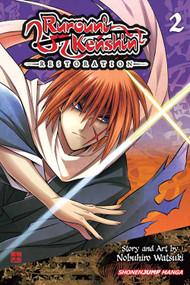 Rurouni Kenshin Restoration Graphic Novel GN Vol 02 -- NOV131295