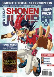 Shonen Jump Pack 2014 #1 -- NOV131298