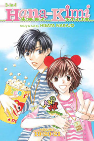 Hana Kimi 3in1 Edition TPB Vol 07 -- NOV131307