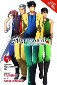 Higurashi When They Cry GN 24 Festival Accompanying Arc -- NOV131314