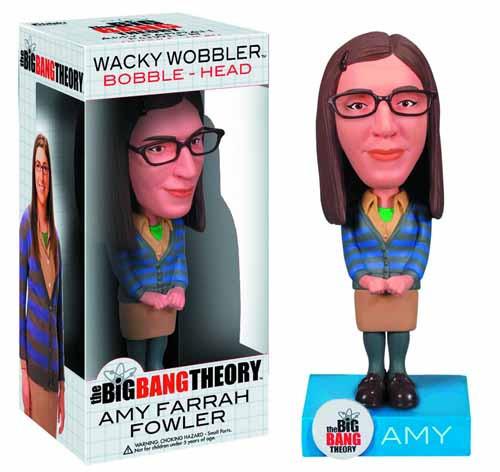 Big Bang Theory Amy Wacky Wobbler -- NOV132366