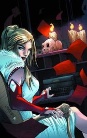 GFT Wonderland Asylum #1 (of 5) C Cover Cafaro (Mature) -- NOV131343
