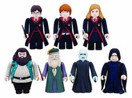 Harry Potter & Deathly Hallows Kubrick 24-Piece BMB Display -- OCT121789