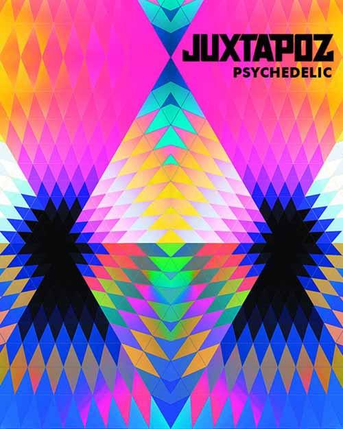 Juxtapoz Psychedelic HC -- NOV131363