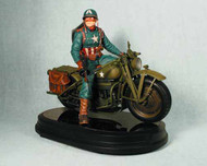 Captain America Motorcycle Statue -- Avengers Gentle Giant -- OCT131992