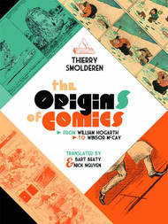 Origins Of Comics From William Hogarth To Winsor Mccay HC -- NOV131373