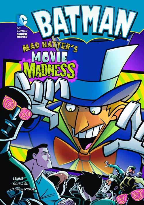 DC Super Heroes Batman Yr TPB Mad Hatters Movie Madness -- NOV131375