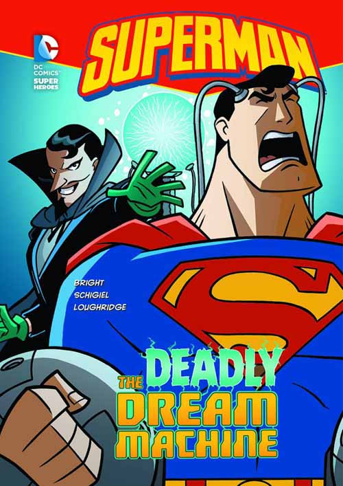 DC Super Heroes Superman Yr TPB Deadly Dream Machine -- NOV131379