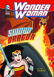 DC Super Heroes Wonder Woman Yr TPB Sword Of Dragon -- NOV131383