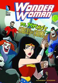 DC Super Heroes Wonder Woman Yr TPB Dr Psycho Circus Crime -- NOV131384