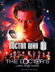 Doctor Who Doctors Lives & Times SC -- NOV131389