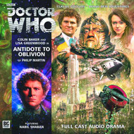 Doctor Who Antidote To Oblivion Audio CD -- NOV131391