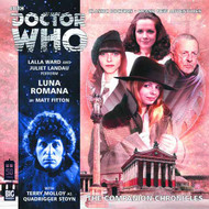Doctor Who Complete Chron Luna Romana Audio CD -- NOV131392