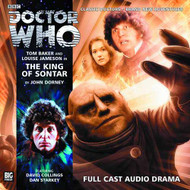 Doctor Who King Of Sontar Audio CD -- NOV131393