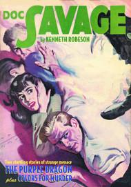 Doc Savage Double Novel Vol 72 Purple Dragon -- NOV131404