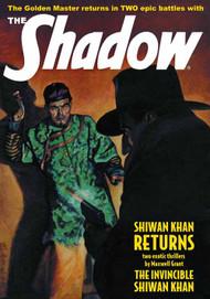 Shadow Double Novel Vol 80 Shiwan Khan Returns -- NOV131406
