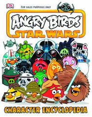 Angry Birds Star Wars Character Encyclopedia HC -- NOV131407