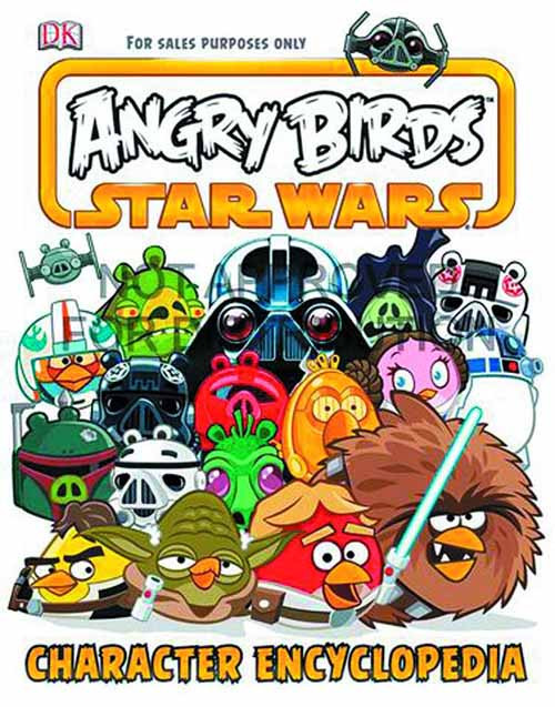 Angry Birds Star Wars Character Encyclopedia HC -- NOV131407