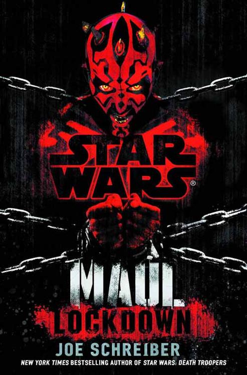 Star Wars HC Lockdown Maul -- NOV131409