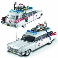 Hot Wheels Elite Ghostbusters 1/18 Ecto-1A Die-Cast -- SEP121739