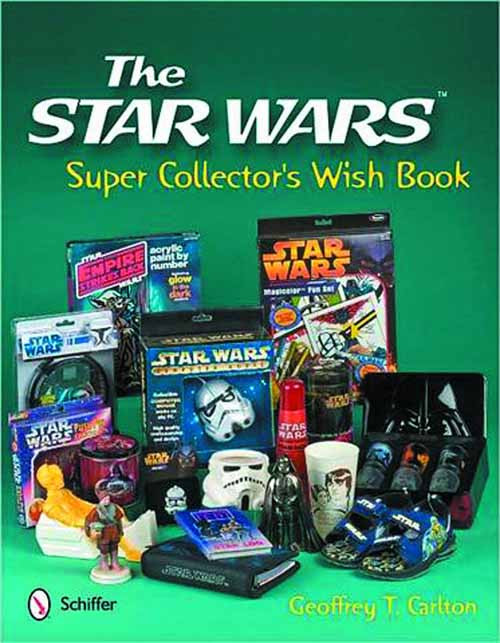 Star Wars Super Collectors Wish Book HC -- NOV131411