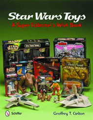 Star Wars Toys Super Collectors Wish Book HC -- NOV131412