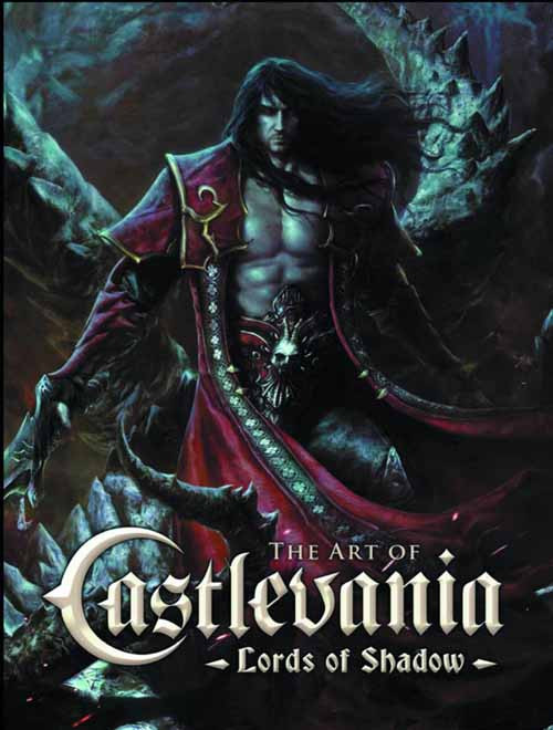 Art Of Castlevania Lords Of Shadow HC -- NOV131413