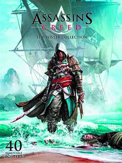 Assassins Credd IV Black Flag Poster Collection -- NOV131416