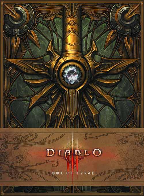 Diablo III Book Of Tyrael HC -- NOV131417